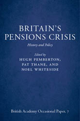 Britain's Pensions CrisisHistory and Policy
