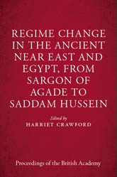 Regime Change in the Ancient Near East and Egypt: From Sargon of Agade to Saddam Hussein